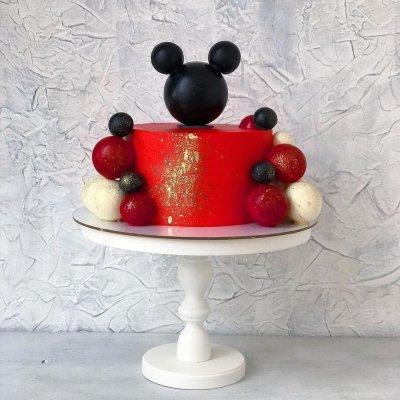 Торт Микки Маус №4