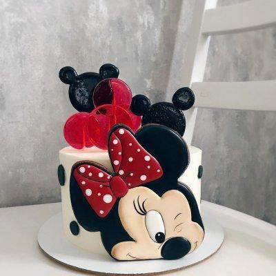 Торт Микки Маус №5