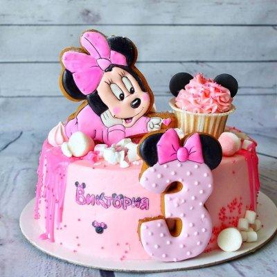Торт Микки Маус №13