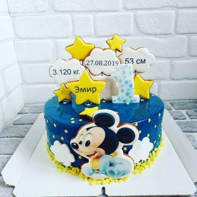 Торт Микки Маус №22