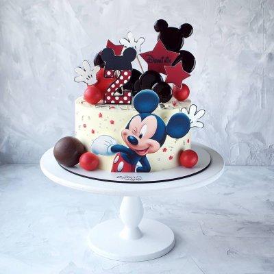 Торт Микки Маус №20