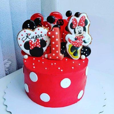 Торт Микки Маус №10