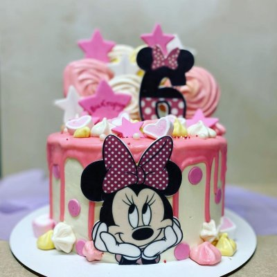 Торт Микки Маус №19