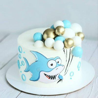 Пиратский торт №6