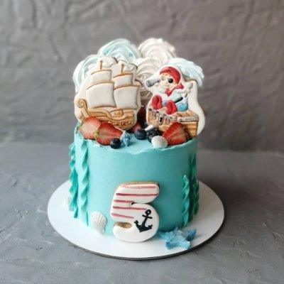 Пиратский торт №11
