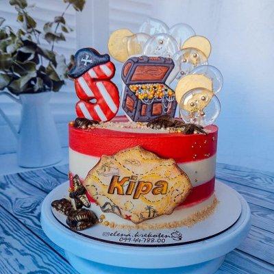 Пиратский торт №10