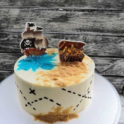 Пиратский торт №19