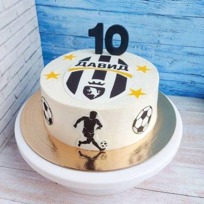 Торт футбол №16