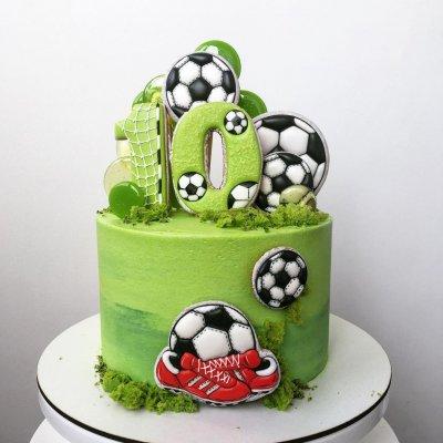 Торт футбол №15