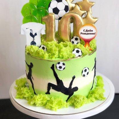 Торт футбол №17
