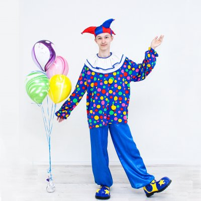 Аренда Мужской костюм 48