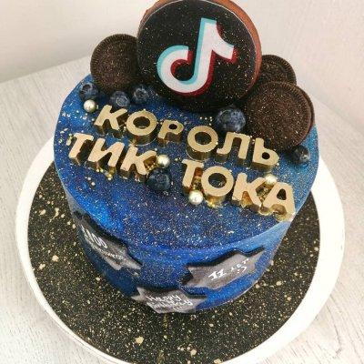 Торт Тик Ток 20