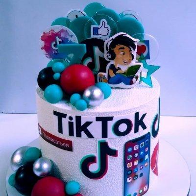 Торт Тик Ток 18