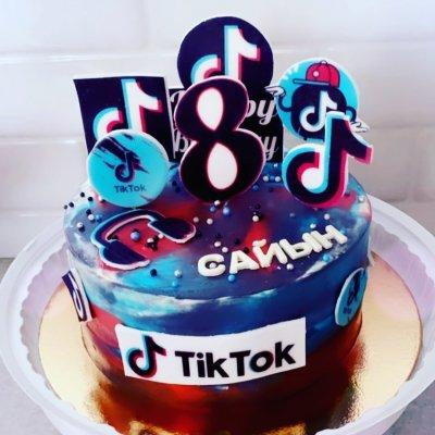 Торт Тик Ток 2
