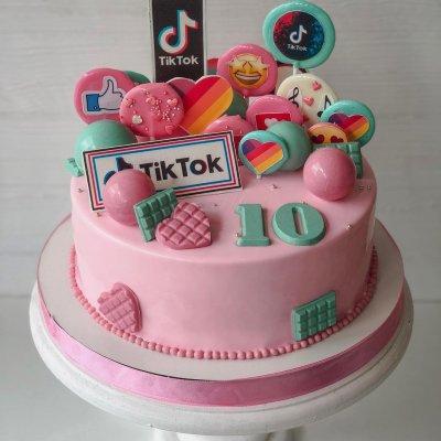 Торт Тик Ток 16
