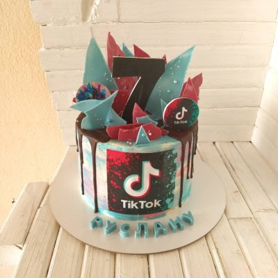 Торт Тик Ток 31