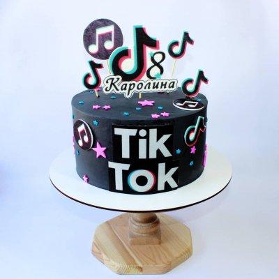 Торт Тик Ток 15
